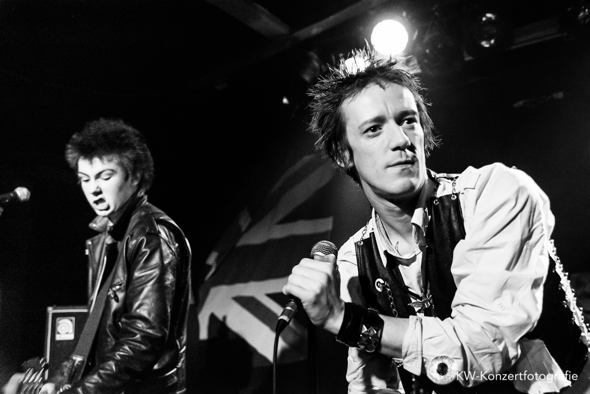 the sex pistols band